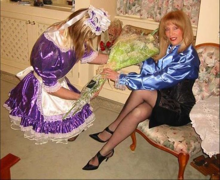Wish come true and horny maid