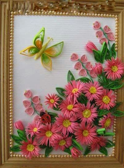 How to make quilling flowers step by step perfect learn how to make how to make quilling flowers step by step affordable mightylinksfo