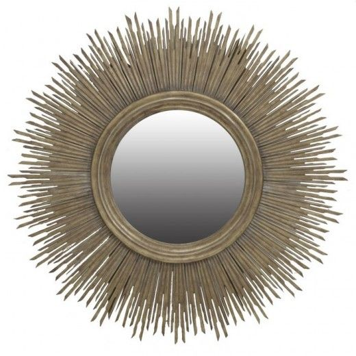 Fabulous Sunburst in Silver, $1250