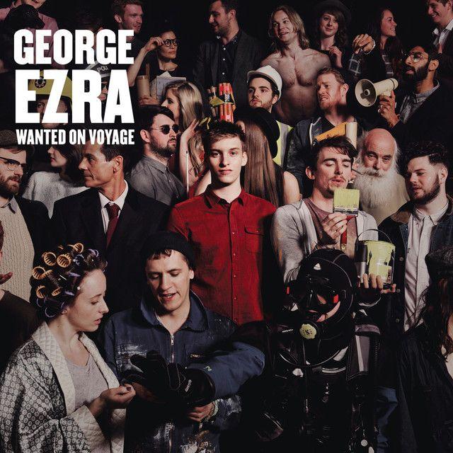 Ik luister heel graag naar de muziek van George Ezra omdat die muziek mij rustig maakt en daarom wilde ik perse een hoes van hem en deze sprak mij het meeste aan