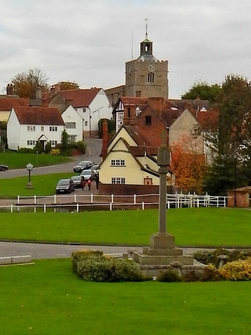 Finchingfield, Essex, England, UK I was born in London, had a home in Essex and this was one of my favourite villages to visit, lovely.
