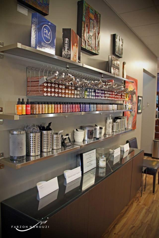 25 best ideas about salon color bar on pinterest salon for A design and color salon