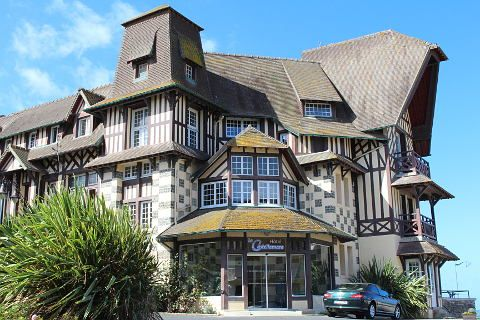belle villa à Villers-sur-Mer