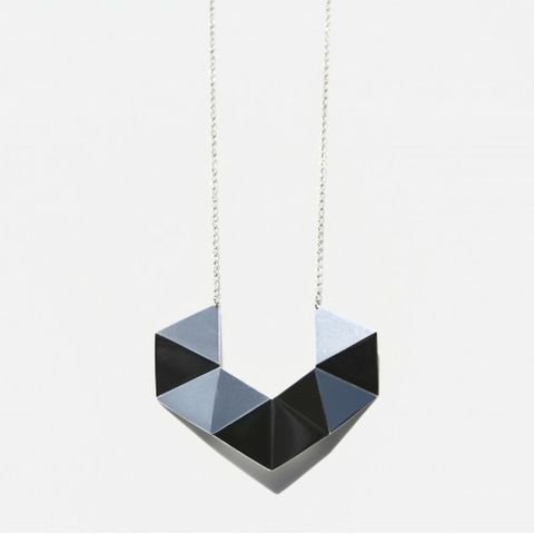 Geom Necklace No6 - Triangles