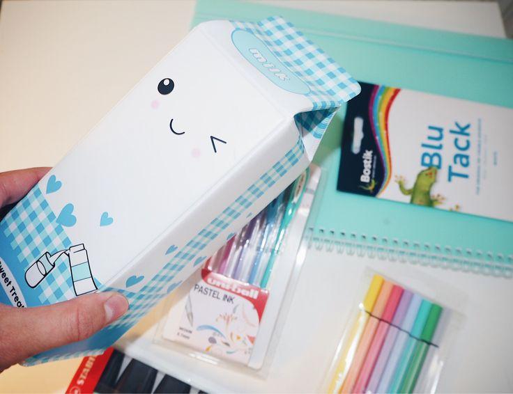 School Supplies (Pastels) | too cute