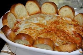 Ravioli Casserole (based on a Pampered Chef recipe)