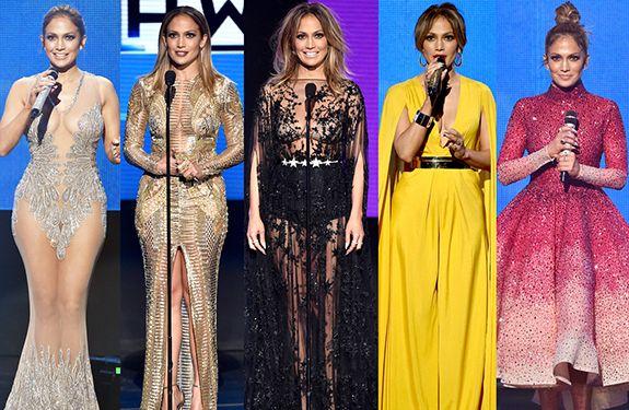 2015 Amerikan Müzik Ödülleri Kırmızı Halı - HepModa