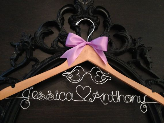 Best 25 Bride Hanger Ideas On Pinterest