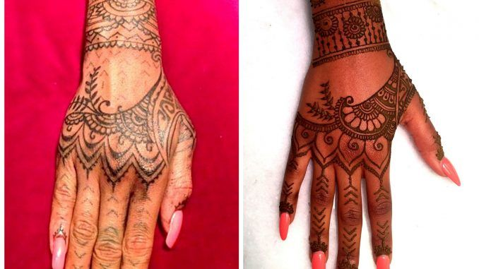 Best Rihanna Tattoo In Henna The Mehndi Version Of Rihanna Hand Tribal Tattoo Tribal Hand Tattoos Henna Tattoo Hand Rihanna Hand Tattoo
