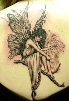 Angel Tattoo Meaning, Ideas and Images Gallery