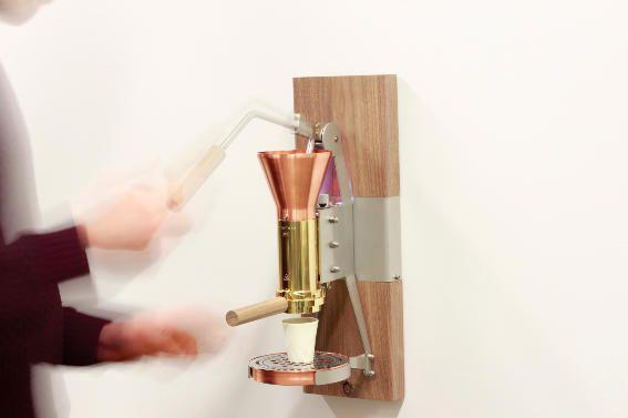 NordicEye - Scandinavian Design   נורדיק איי - עיצוב סקנדינבי   (My) perfect Espresso Machine