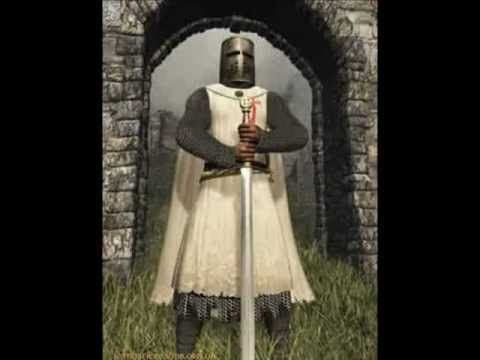 Templar Music - With life. a track i wrote back in 2008 in honor of the saints of the Knight Templar brotherhood that ran the crusades against Evil and the Muslims in the name of GOD  you may find more tracks in the original Channel - http://www.youtube.com/user/synzor