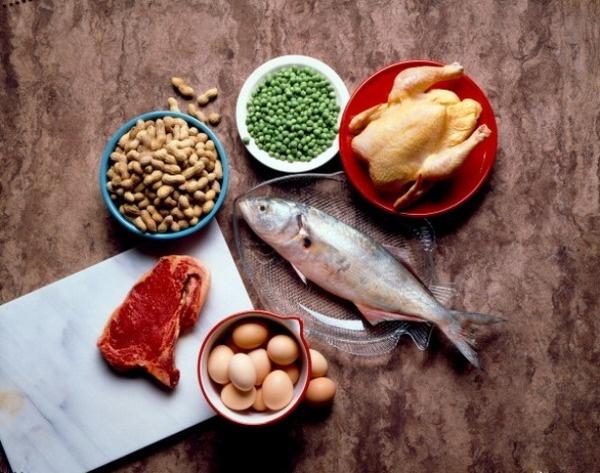 Gli alimenti proteici con pochi grassi migliori per perdere peso