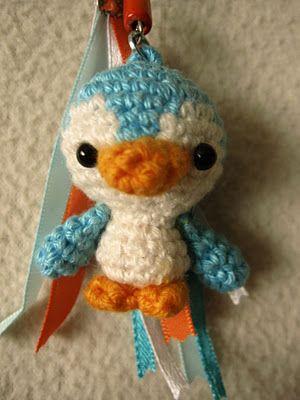 Crochet Pattern Free Penguin : Penguin ? Free Crochet Pattern ? Crafts / DIY: Knit ...