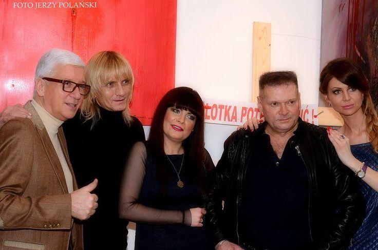 Piotr Krajewski, Ryszard Rembiszewski, Krzysztof Rutkowski, Maja Plich