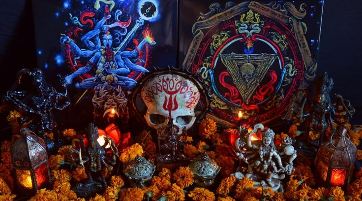 ॐ CULT OF FIRE - मृत्यु का तापसी अनुध्यान (Ascetic Meditation of Death) LP  卐