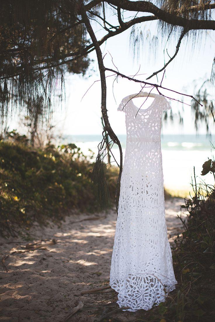 Real Wedding at Babalou Kingscliff featured on Casuarina Weddings blog! #weddingdress