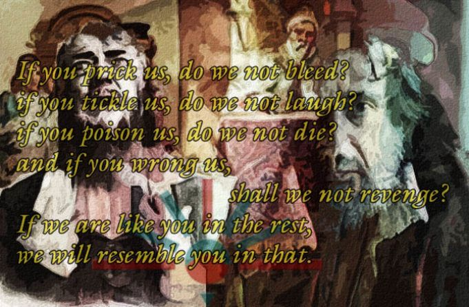 William Shakespeare's plays are among the world's finest examples of English prose. While the authorship of The Merchant of Venice remains a matter of dispute, what the Bard (or the Earl of Oxford, Sir Francis Bacon, Christopher Marlowe or other possible scribes) had in mind for the character Shylock has long been a popular topic for debate.  The Jewish moneylender in the Shakespearean comedy has served as a highly controversial character for more than five centuries. He's been used as a…