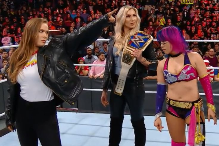Ronda Rousey wants her WrestleMania moment — and more | New York Post  ||  WWE is about to get Rowdy. Ronda Rousey made her long-awaited WWE debut Sunday night at the Royal Rumble pay-per-view at the Wells Fargo Center in Philadelphia, and it appears she is headed to Wres… https://nypost.com/2018/01/29/ronda-rousey-wants-her-wrestlemania-moment-and-more/?utm_campaign=crowdfire&utm_content=crowdfire&utm_medium=social&utm_source=pinterest