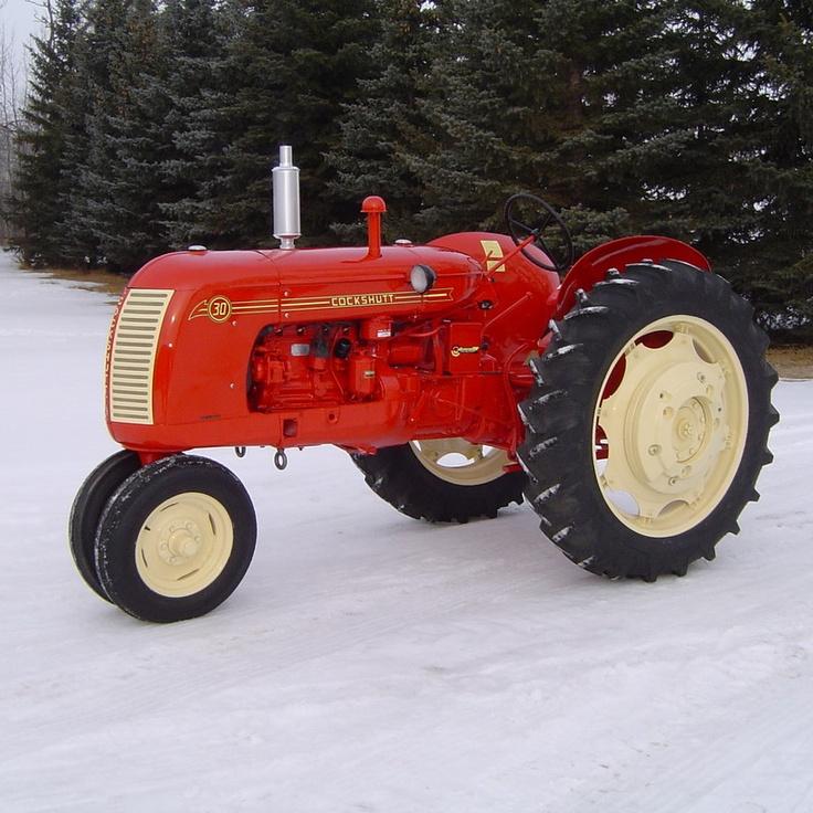 Cockshutt Tractor Parts : Cockshutt tractors pinterest