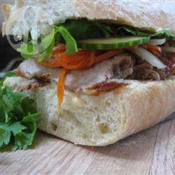 Banh Mi (sanduíche vietnamita)