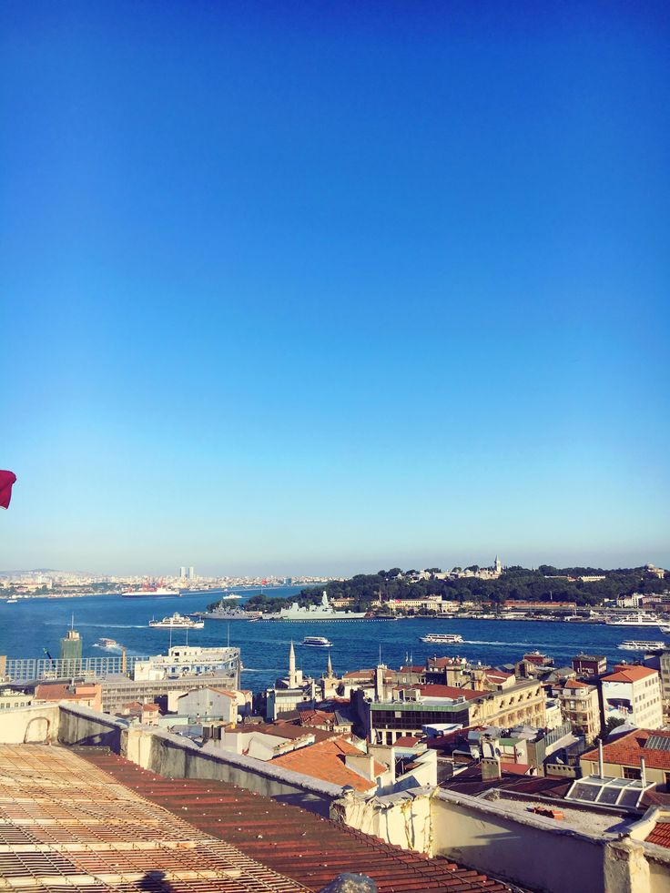 Incredible City | Istanbul - Turkey  Photo by Selin Ozer