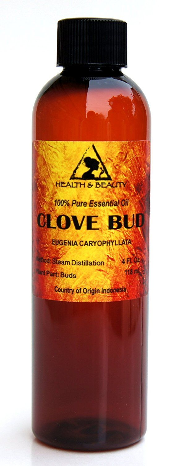 Clove Bud Essential Oil Aromatherapy 100% Pure 4 oz >>> Unbelievable  item right here! : Frankincense oil