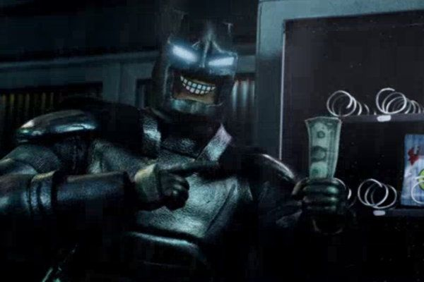 Another zany episode dripping with grey matter from the Robot Chicken writer's room, where anything can and will happen! Lois Lane is dead, but was it…super murder? Batman asks if Superman can bleed, but maybe he could care less.