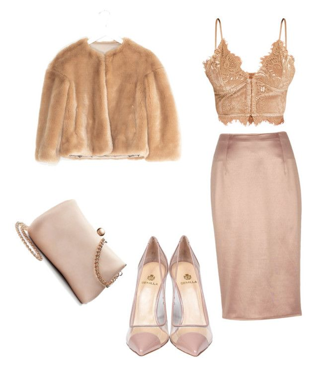 """Untitled #47"" by ionescu-alexandra25 on Polyvore featuring River Island, Semilla and LC Lauren Conrad"