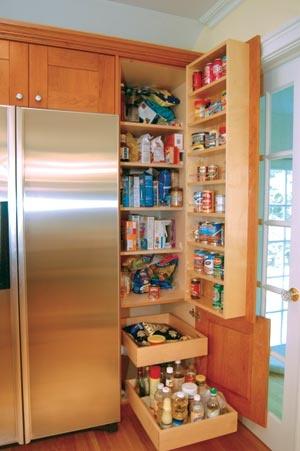 kitchen storage: The Doors, Kitchen Storage, Cabinets Storage, Kitchens Pantries, Storage Ideas, Kitchens Makeovers, Kitchens Storage, Storage J Ville, Pantries Storage
