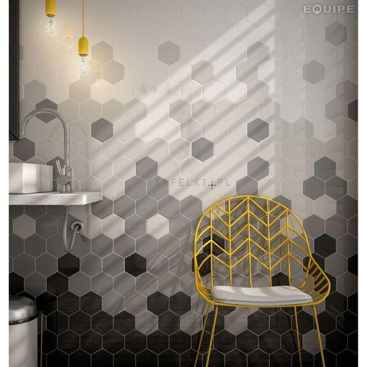 Equipe Scale Hexagon 12,4x10,7 - 7 kolorów