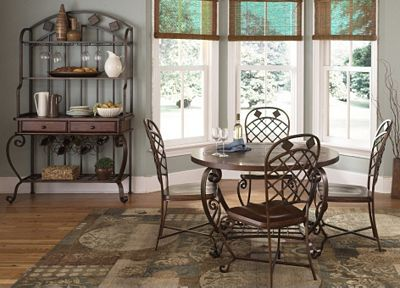 Our Edgewood Canyon Dining Collection Is Fashioned With
