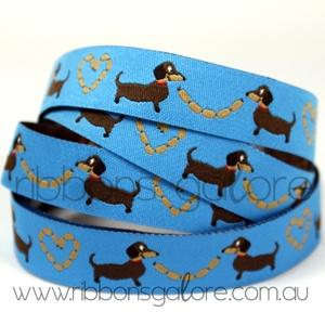 sausage dogs ribbon  #ribbonsgalore #dog