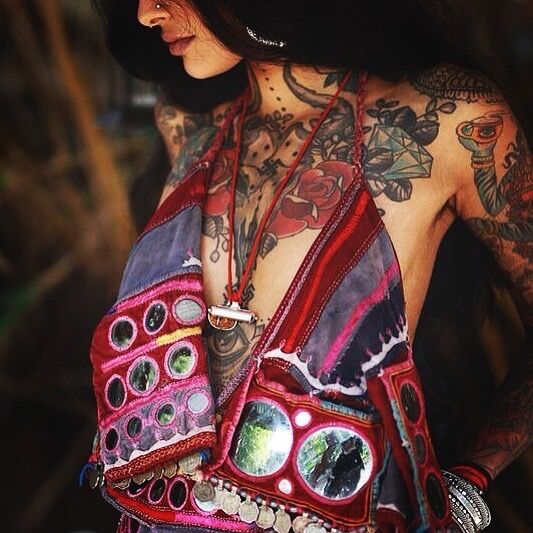 1000+ Ideas About Dark Skin Tattoo On Pinterest