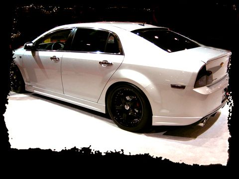 2011 chevy malibu body kit - Google Search