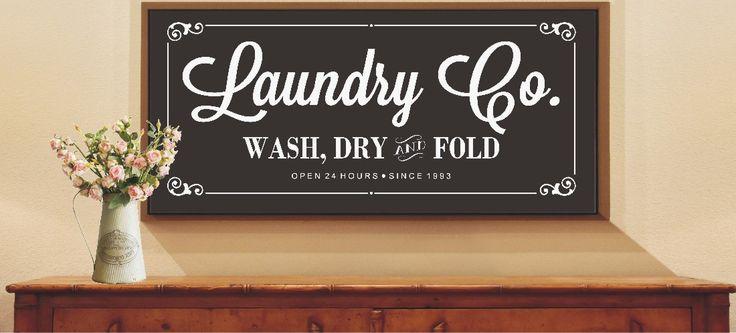 Laundry Room Closet Wallpaper