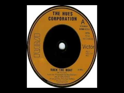 Hues Corporation - Rock The Boat (1974)