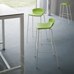 Cafe Culture - OUTDOOR EASY -basic outdoor bar stool