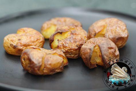 Pommes de terre au four à la portugaise «Batatas a murro» http://www.aprendresansfaim.com/2015/07/pommes-de-terre-au-four-la-portugaise.html