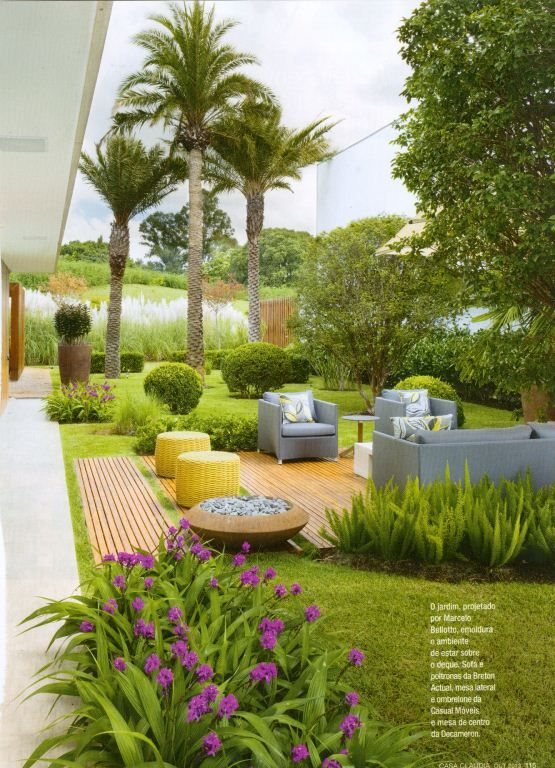 breton actual na edi o outubro 2013 da revista casa claudia garden design principles. Black Bedroom Furniture Sets. Home Design Ideas