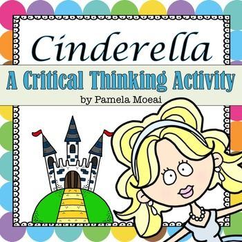 Explore the Cinderella story in a new and critical way!  This Interactive Powerpoint will help your students learn how to think outside the box.