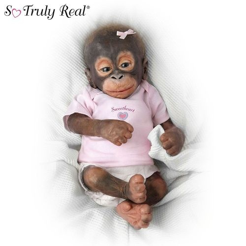 17 Best Images About Monkey Reborns And Polymers On