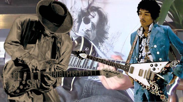 19 Minutes of Blues Guitar