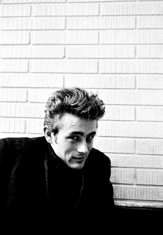 James Dean by Dennis Stock, 1955