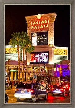 Ceasars Palace - hotel - Casino - Las Vegas - Nevada - United States Photographic Print by Philippe Hugonnard at Art.com