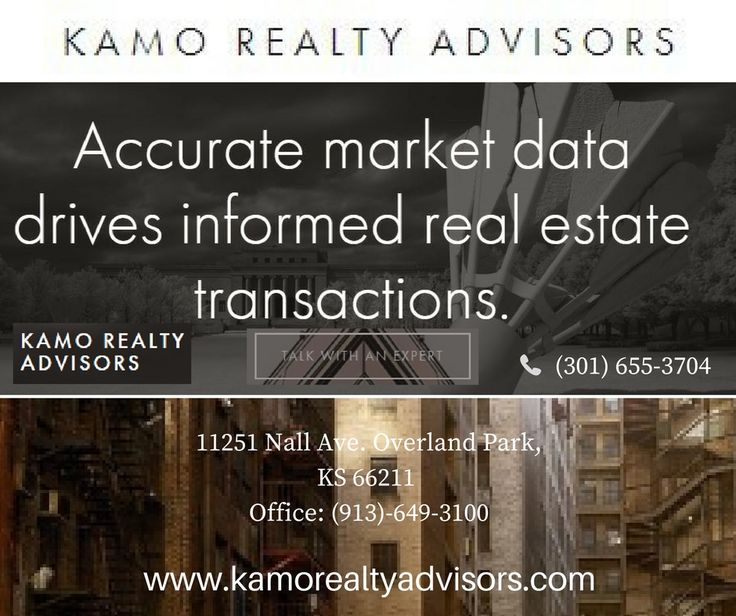 If you are looking for a new home, commercial building, or any other listings for sale or lease, then contacts us. We offer best deals on commercial property for sale and lease in Kansas City. For more info visit www.kamorealtyadvisors.com or call us at 301-655-3704.