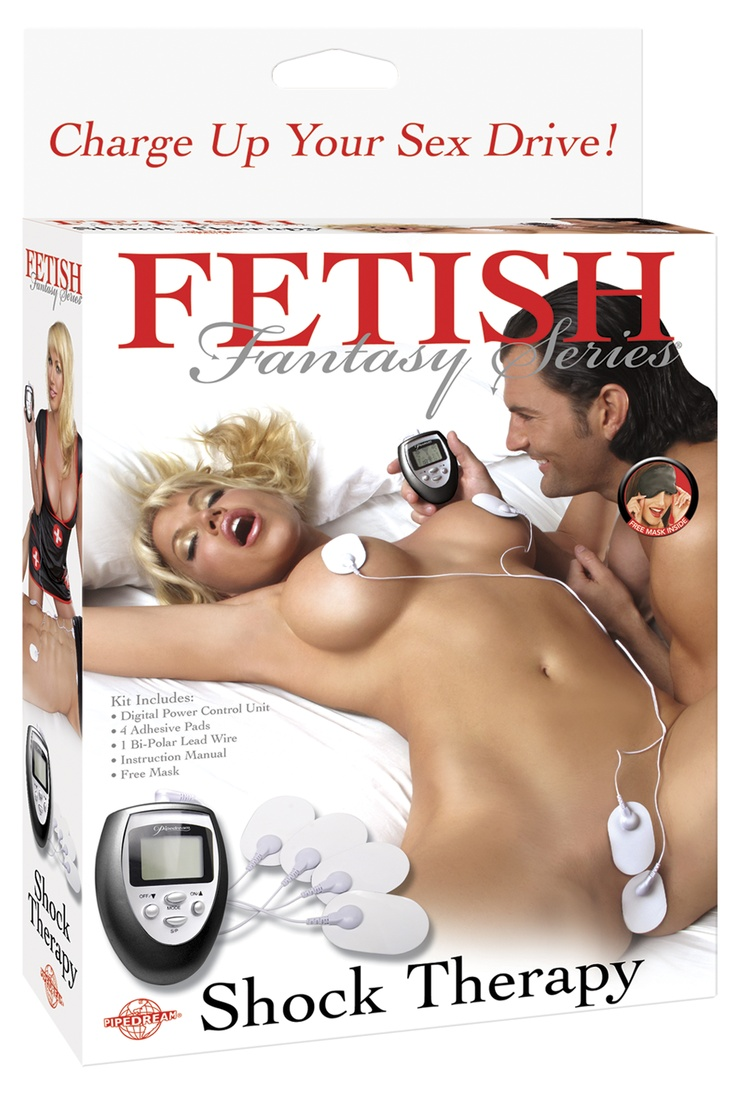 Wired for sex future fetish