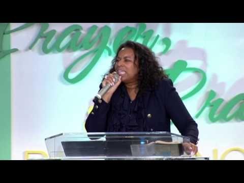 Pastor Kimberly Ray - 2013 International Faith Conference #2013IFC