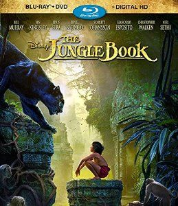 Amazon.com: The Jungle Book (BD + DVD + Digital HD) [Blu-ray]: Neel Sethi, Bill Murray, Ben Kingsley, Idris Elba, Lupita Nyong'o, Scarlett Johansson, Giancarlo Esposito, Christopher Walken, Garry Shandling, Brighton Rose, Jon Favreau, Screenplay by Justin Marks, Based on the Book by Rudyard Kipling: Movies & TV