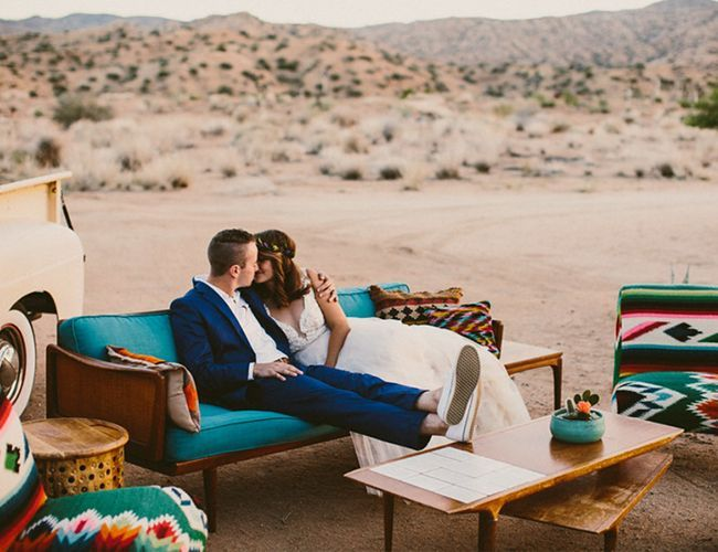desert wedding inspiration | southwestern joshua tree wedding | v/ inspired by this |